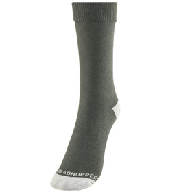 Craghoppers M's NosiLife Socks Twin Pack Charcoal/Soft Grey Marl